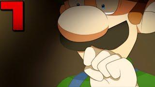 Mario The Music Box #7 | LUIGI GOES CRAZY