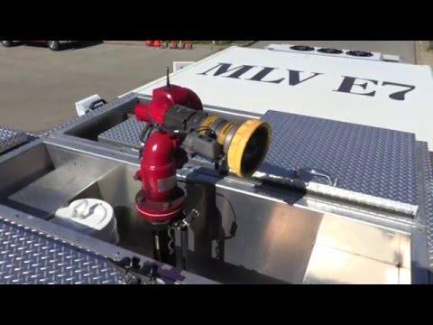 E7 Remote Controlled Deck Gun