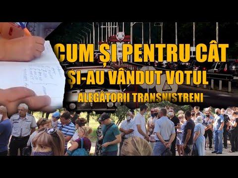 Cum și pentru cât și-au vândut votul alegătorii transnistreni | zdg.md