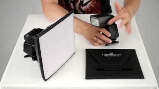 Lumiquest Softbox III Installation and Mini Review