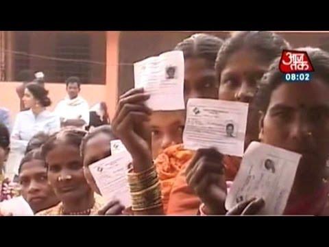 My Vote 2014: Tribals in Odisha get ready to vote