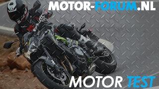 Motortest: 2017 Kawasaki Z900