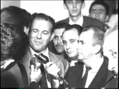 ENTREVISTA COM JOÃO GOULART EM 1961