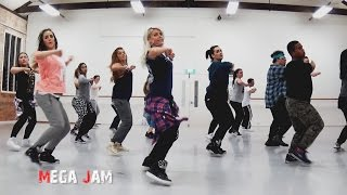 'Bubblegum' Jason Derulo choreography by Jasmine Meakin (Mega Jam)