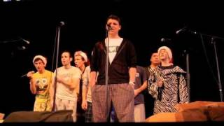 MSU Accafellas - Kids/Opposite of Adults (MGMT Chiddy Bang a cappella)