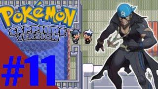 Team aqua Hideout!! Pokemon sapphire episode 11.