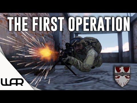 💥 THE FIRST OPERATION - MILSIM (Arma 3) - 183rd Air Assault - Episode 2