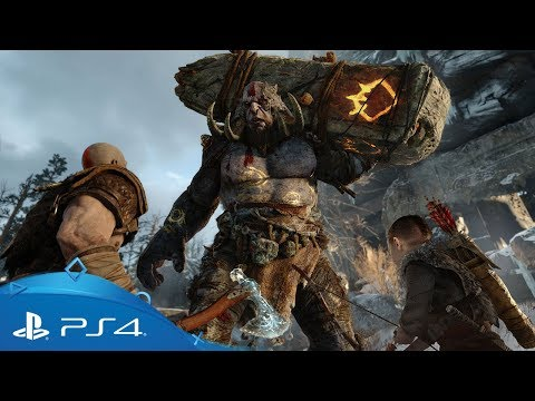 God of War   E3 2016 Reveal Trailer   PS4