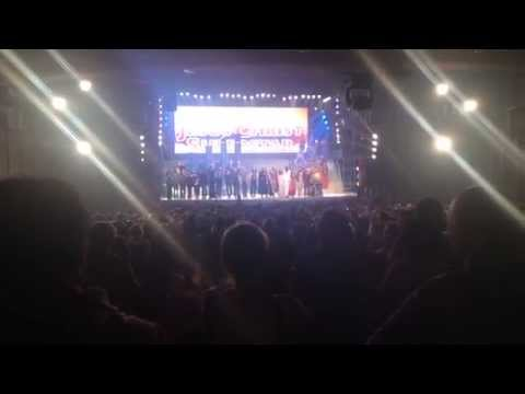 Jesus Christ Superstar Starring Ted Neeley in ROME 2014 Bows