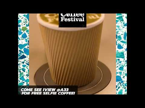 IView At COFFEE FESTIVAL LOS ANGELES 2019