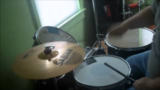 Battles - Tonto Drum Cover