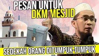 MENGEJUTKAN‼️ UAH Komentari UANG CELENGAN Mesjid di Indonesia - Ustadz Adi Hidayat LC MA