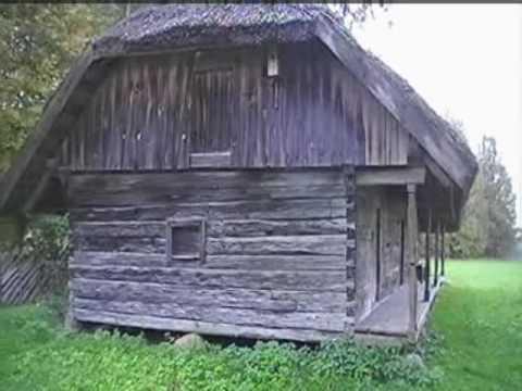 Museum oude huizen Kaunas Litouwen part 2