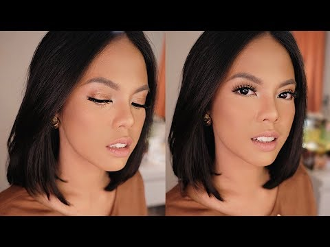 WEDDING GUEST MAKEUP LOOK TUTORIAL/MAKEUP KONDANGAN
