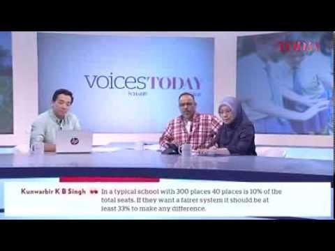 VoicesTODAY asks: A fairer Singapore, a fairer education system?
