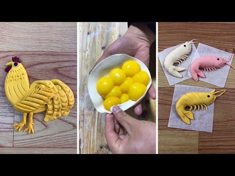 How to make Animal Cakes  Vegetables Cake, Fruits Cake Animal Cake Fish Cake  # 1