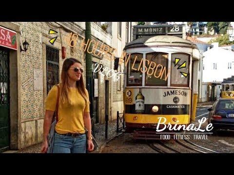 48 hours in Lisbon | Lissabon Portugal Travel VLOG | Brina Le