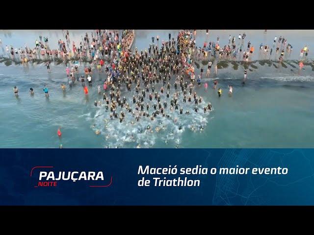 Maceió sedia o maior evento de Triathlon da América Latina
