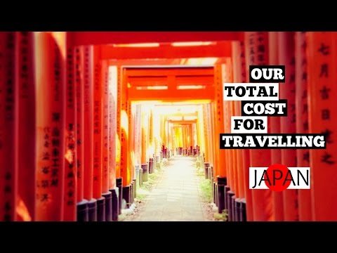 How to travel JAPAN (exact budget/costs)?