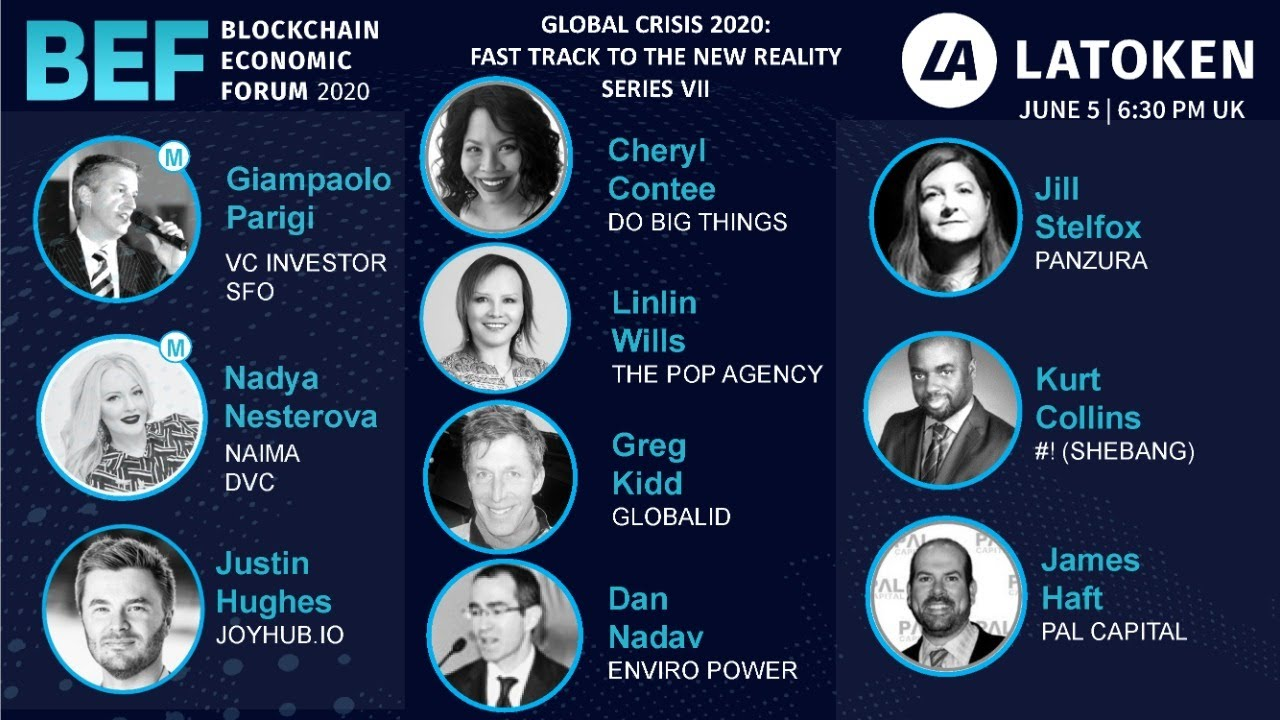 Global Crisis 2020: Fast Track to the New Reality, Series VII
