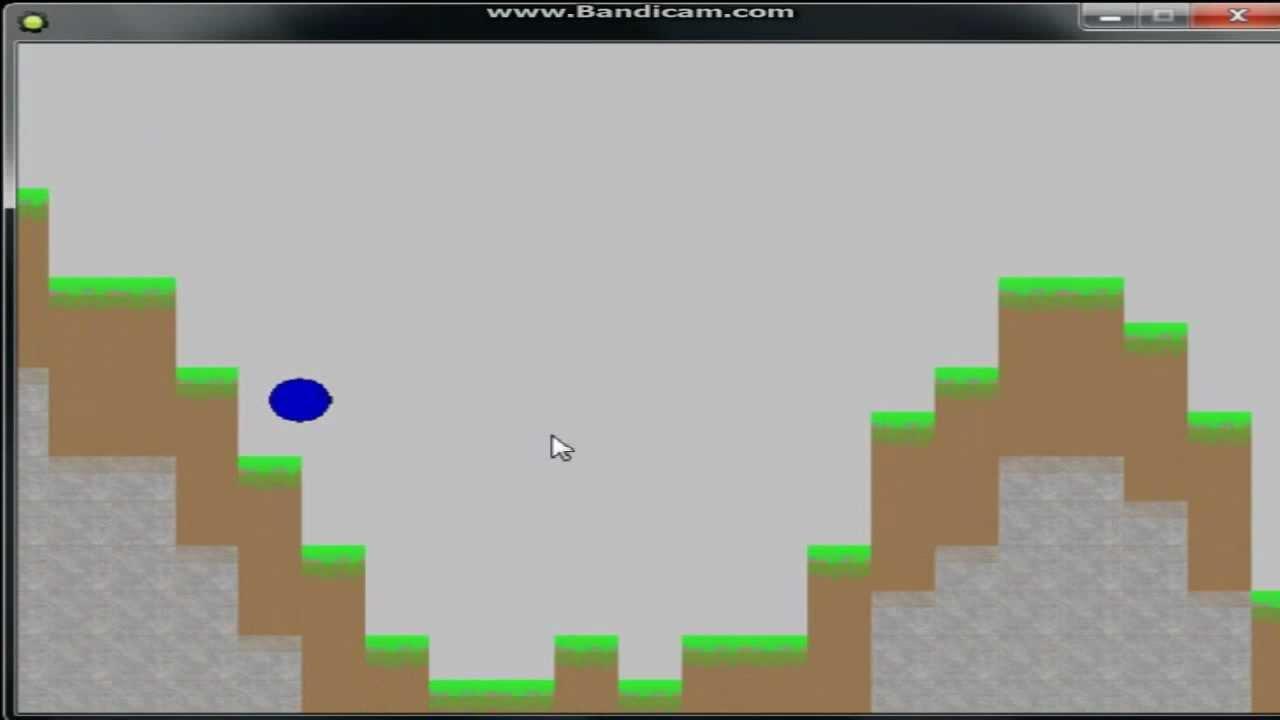 2d Minecraft Tutorial EP 2 - Terrain Generation