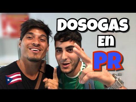 Dosogas en Puerto Rico!! 🇵🇷