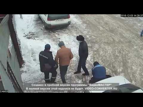 Нападения в Караганде 03 декабря 2016 года на пункт реализации запасных частей