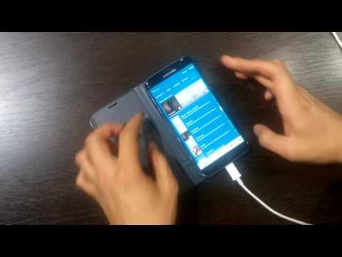 Чехол для Samsung Galaxy S7 Edge/G935,LED View Cover,Полиуретан