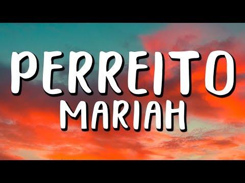 Mariah - Perreito (Letra/Lyrics)