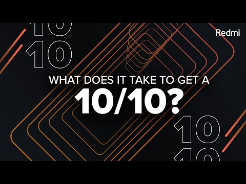 This is what it means to be #10on10 | Redmi Note 10 Series