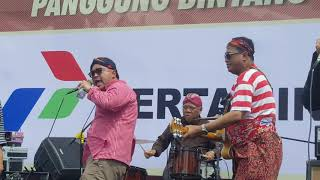 "Download Mp3 Elek Yo Band ""sweet Child Of Mine"" Band Mentri Kabinet Jokowi"