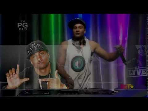 DJ Lyve 4th of July Appearance on 106 & Park 7-03-12