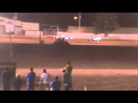 IMCA Mod Feature Langlade County Speedway 7/22/11