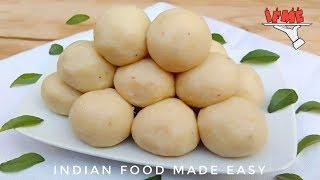 Laddu Recipe in Hindi by Indian Food Made Easy | आसान और परफेक्ट लड्डू रेसिपी