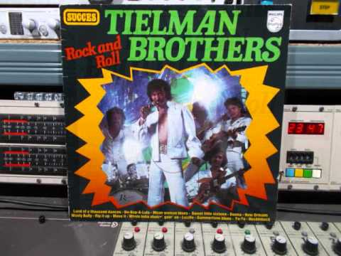 The Tielman Brothers New Orleans Remasterd By B V D M 2016