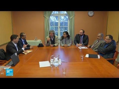 مشاورات السويد حول اليمن: اتفاق على إعادة فتح مطار صنعاء واستئناف صادرات النفط والغاز  - 12:54-2018 / 12 / 13