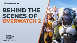 BlizzConline 2021 | Beнind the Scenes of Overwatch 2 | Overwatch