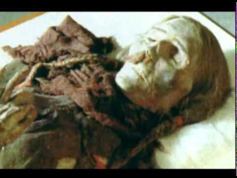 Tall Caucasian Mummies of China