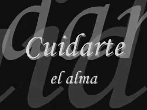 bc3ae288e7 Cuidarte el alma Chayanne - letra - YouTube