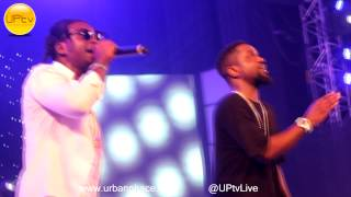 Sarkodie and Jupitar Perform Live At Ghana Meets Naija