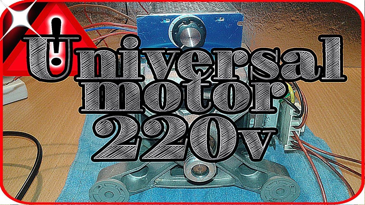 washing machine motor on 220v ac and speed control! Control Wiring Schematics
