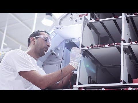 L'expertise de Safran dans le domaine des intérieurs d'avions