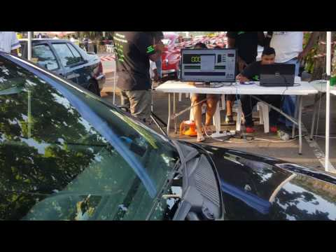 Bass Syndicate - Bhavz (sound fanatics ) 153dbs+  Stock 2 @ Bass Monsters Lags Show 2017