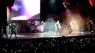 "Backstreet Boys - ""This Is Us"" Tour - We've Got It Goin 'On - Belo Horizonte - 23.02.2011"