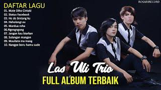 Las Uli Trio Full Album - Lagu Batak Pilihan Terbaik 2021/2020