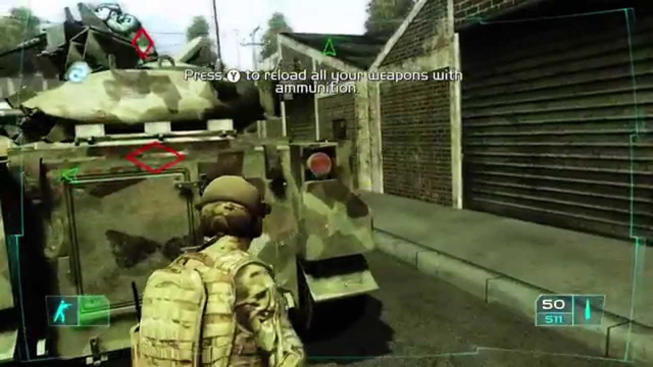ghost recon advanced warfighter 3 free download