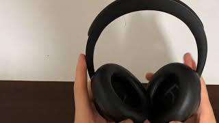 Sony 1000x3 vs bose nc 700