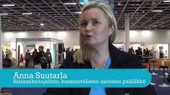 Kollegiaalisuus hoitotyössä - Sairaanhoitajapäivät 2015