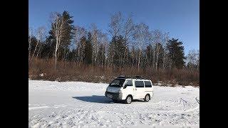 Тест - драйв Mazda Bongo