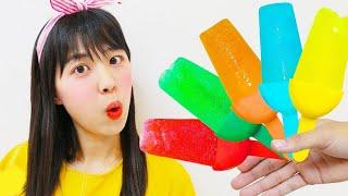 맛있는 과일 아이스크림 송 인기동요 영어공부 노래해요. Fruit Ice cream alphabet song Nursery Rhyme for kids | 말이야와 아이들